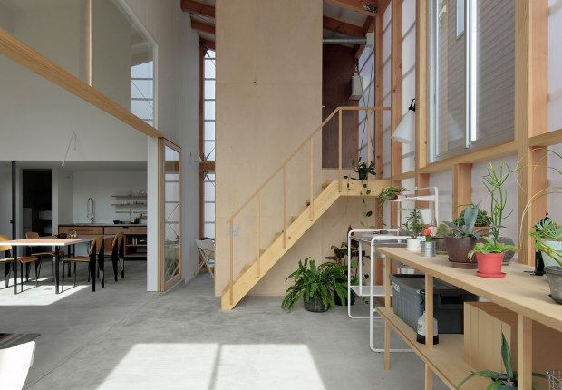 Inner Garden House por Takanori Ineyama Architects. Fotografía por Koichi Torimura