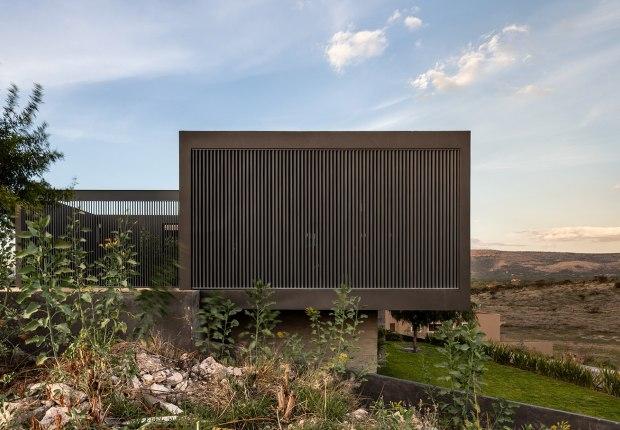Casa Shoemaker por Jaime Juárez R. Arquitecto. Fotografía por Cesar Belio