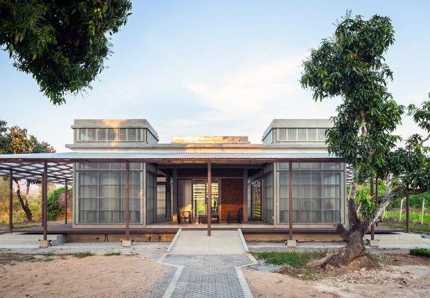 Kikam Technical Institute Home: Home-for-All In Tsukihama, Miyatojima By SANAA