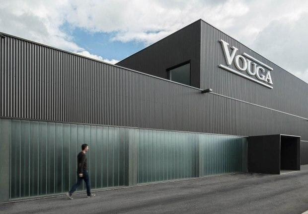 Proyecto Vouga por nu.ma. Fotografía por Ivo Tavares Studio