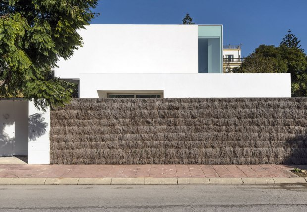 PSM House by OOOA Arquitectos. Photograph by Jesús Granada