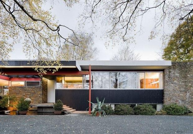 Pescher House by Richard Neutra. Photograph by Iwan Baan Photography © Iwan Baan 1996 - 2021
