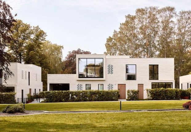 Bygdõynesveien15 by Reiulf Ramstad Arkitekter. Photograph by Mariela Apollonio