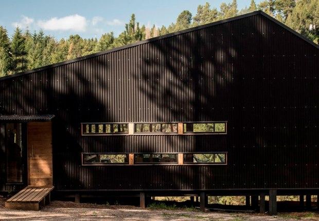 La Quimera house by Ruca Proyectos. Photograph by Ignacio Santa Maria
