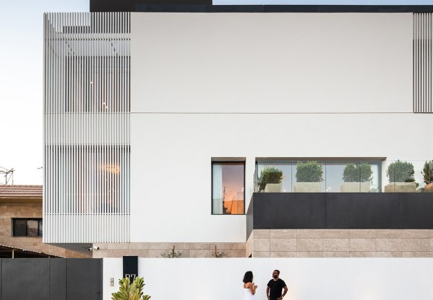 Mishref House by Studio Toggle. Photograph by Joao Morgado