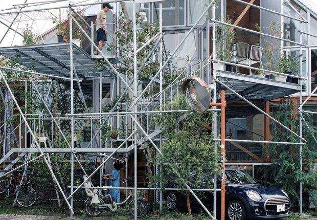 Daita 2019 by Suzuko Yamada Architects. Photograph by Yurika Kono