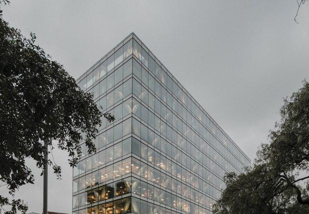 8111 building by Taller de Arquitectura de Bogotá. Photograph by Alejandro Arango