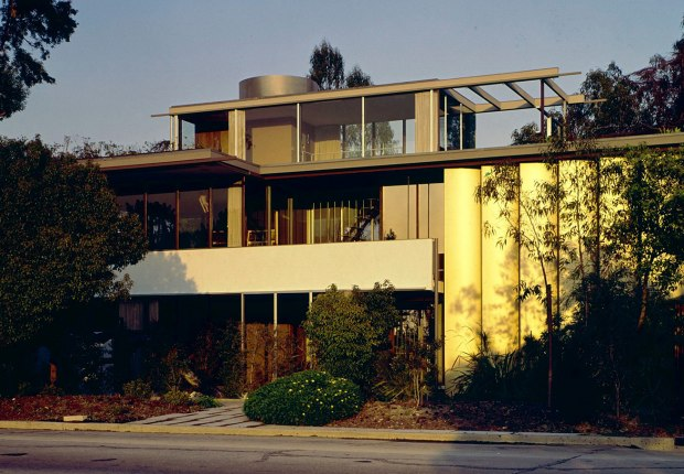 Casa de Investigación VDL por Richard Neutra. © J. Paul Getty Trust. Getty Research Institute, Los Angeles (2004.R.10)
