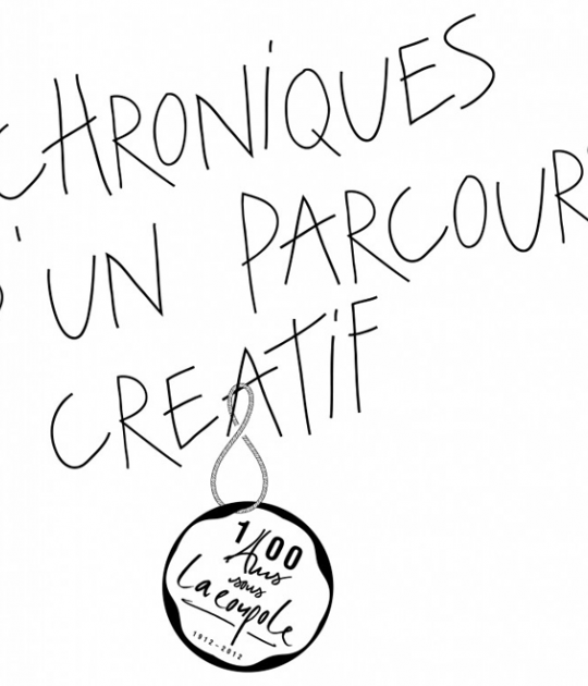 1912-2012. Chronicles of a Creative Itinerary opens at