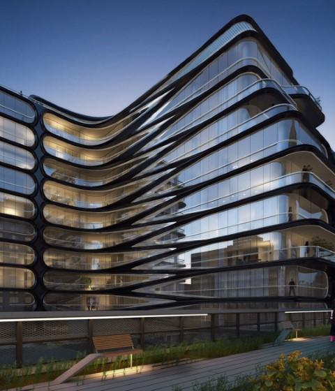 Morpheus, un nuevo hotel insignia para el complejo City of Dreams en ...