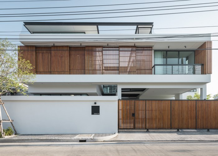 Leaving stereotypes behind. Bangkae House by Archimontage