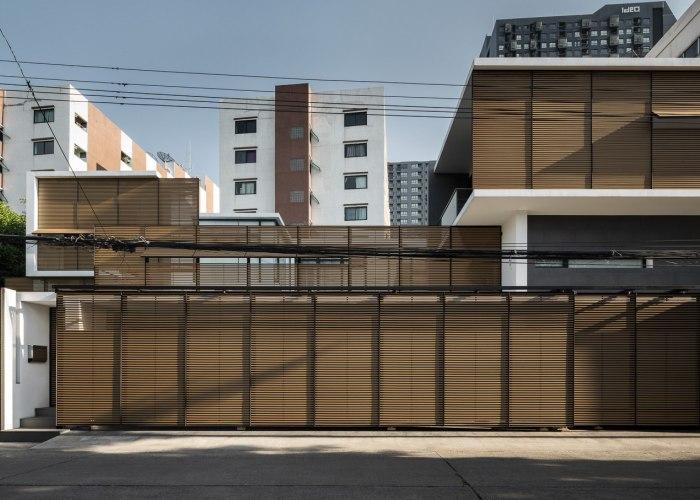 Sukhumvit 91 House by Archimontage Design Fields Sophisticated