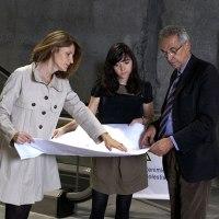 Jordi Garcés, Daria de Seta and Anna Bonet