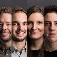 Alessandro Bosshard, Li Tavor, Matthew van der Ploeg, Ani Katariina Vihervaara