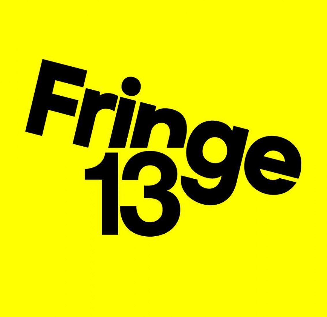 Imagen del cartel. Fringe13.
