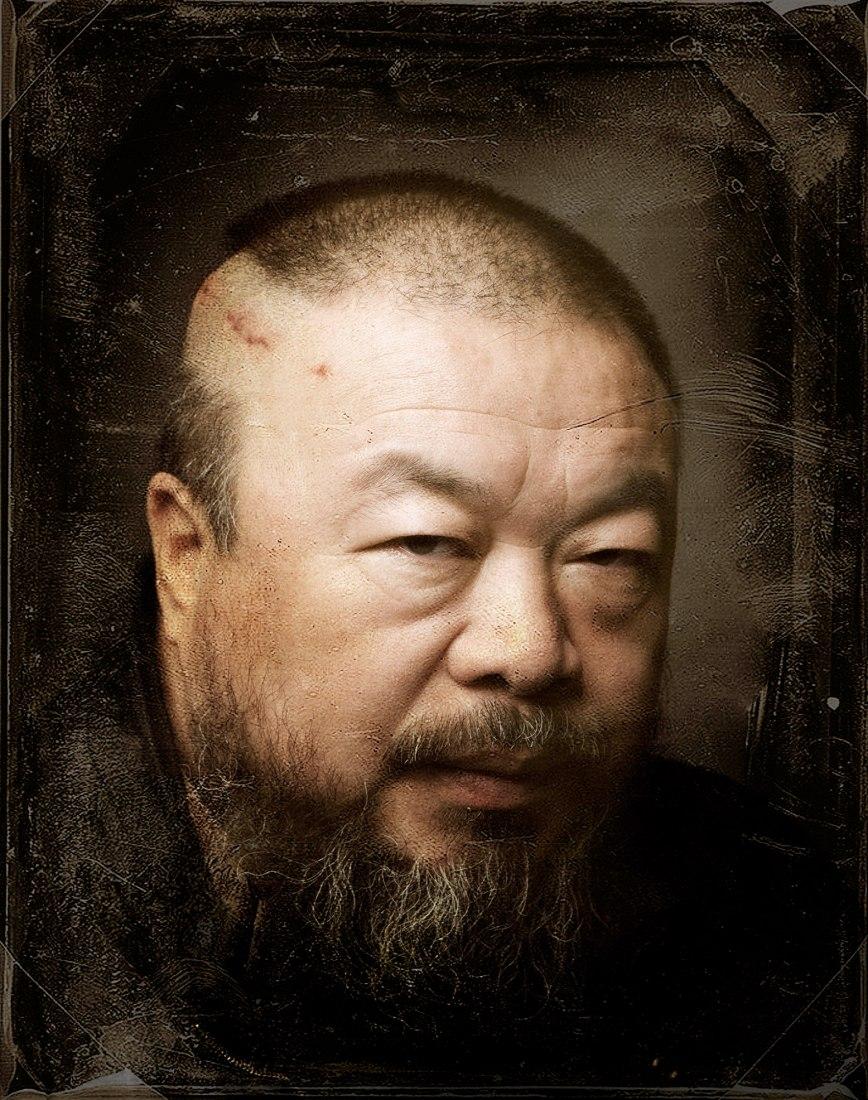 Ai Weiwei © Ai Weiwei.