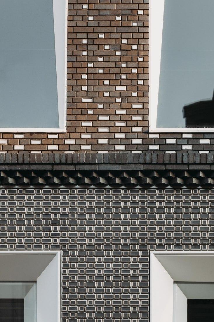 P.C. Hooftstraat 140-142 en Ámsterdam por UnStudio. Fotografía por Evabloem