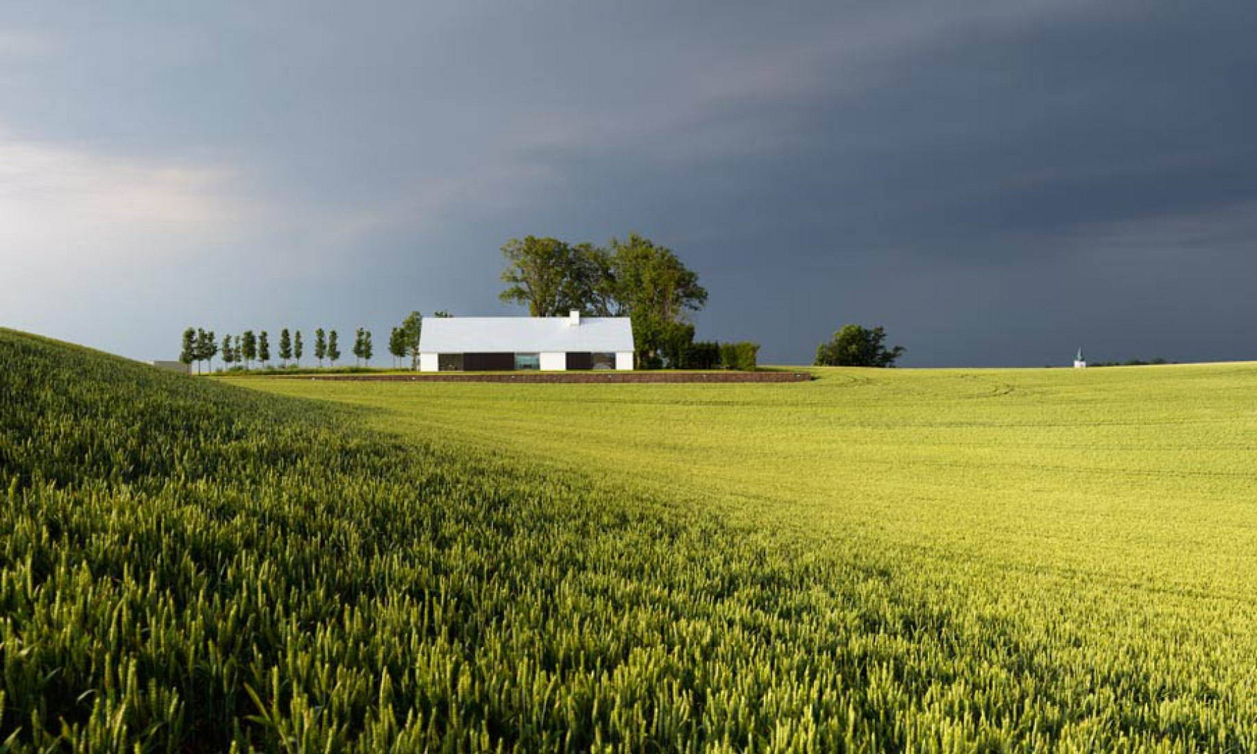 John pawson in germany metalocus for Munchen architekturmuseum