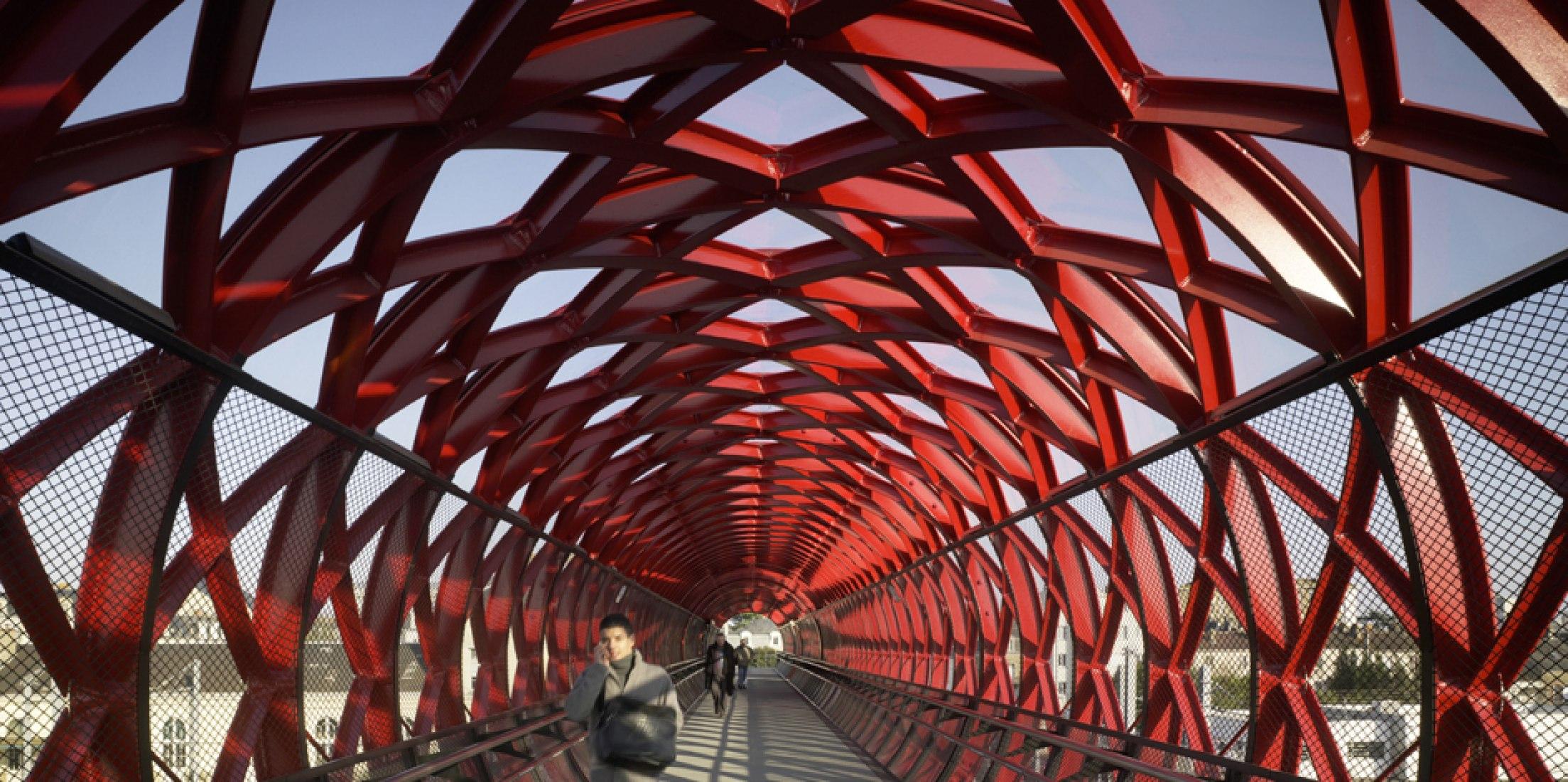 Bridge. La Roche-sur-Yon, 2008-2010.