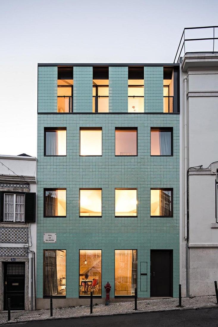 Premio Arquitectura ASCER 2014. Casa en Príncipe Real de CAMARIM Arquitectos. Fotografía © Nelson Garrido.