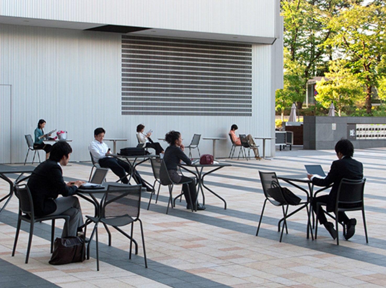 Tokio. César Ordóñez