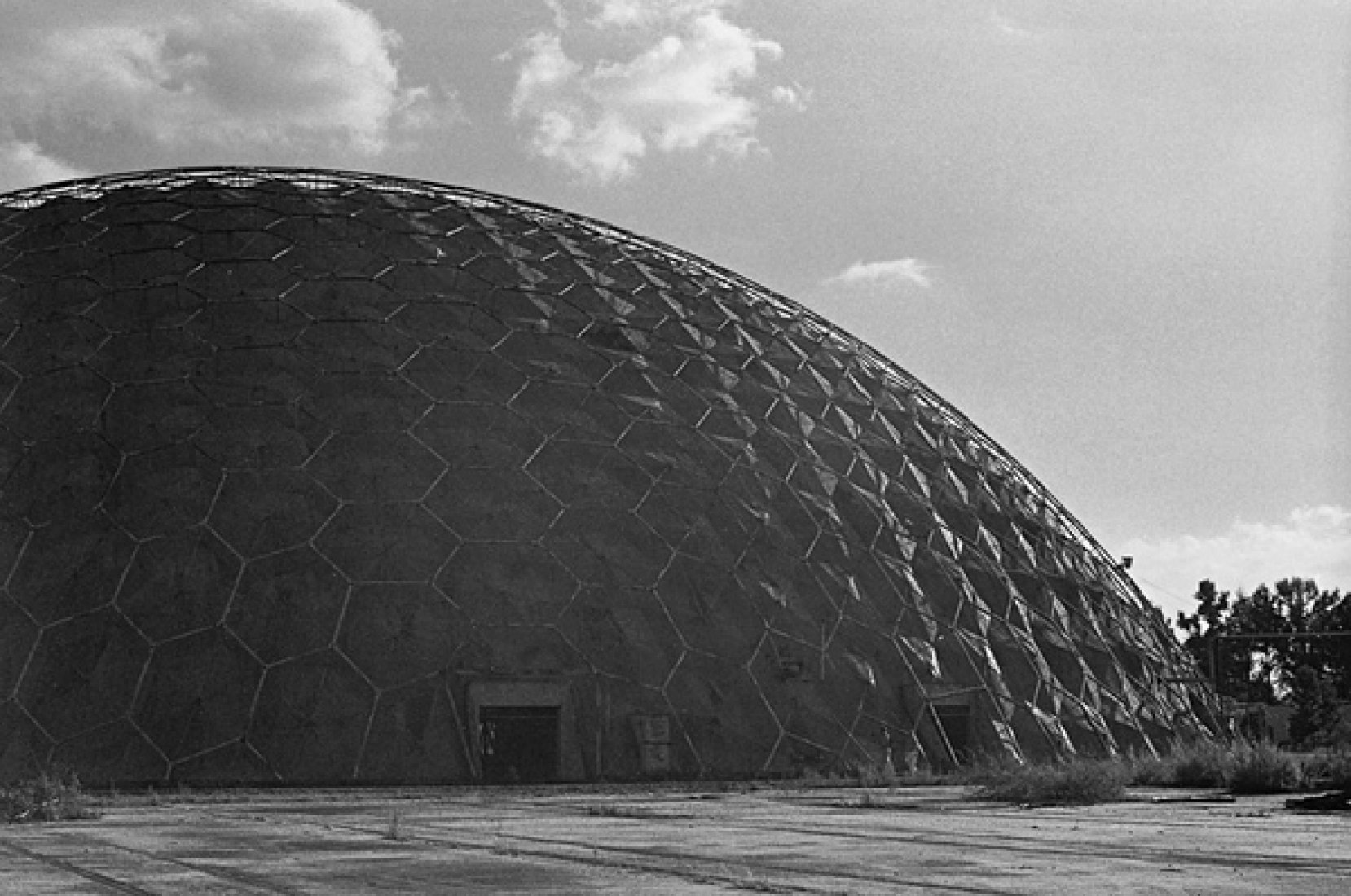 The story of Buckminster Fuller and the Union Tank Car Dome