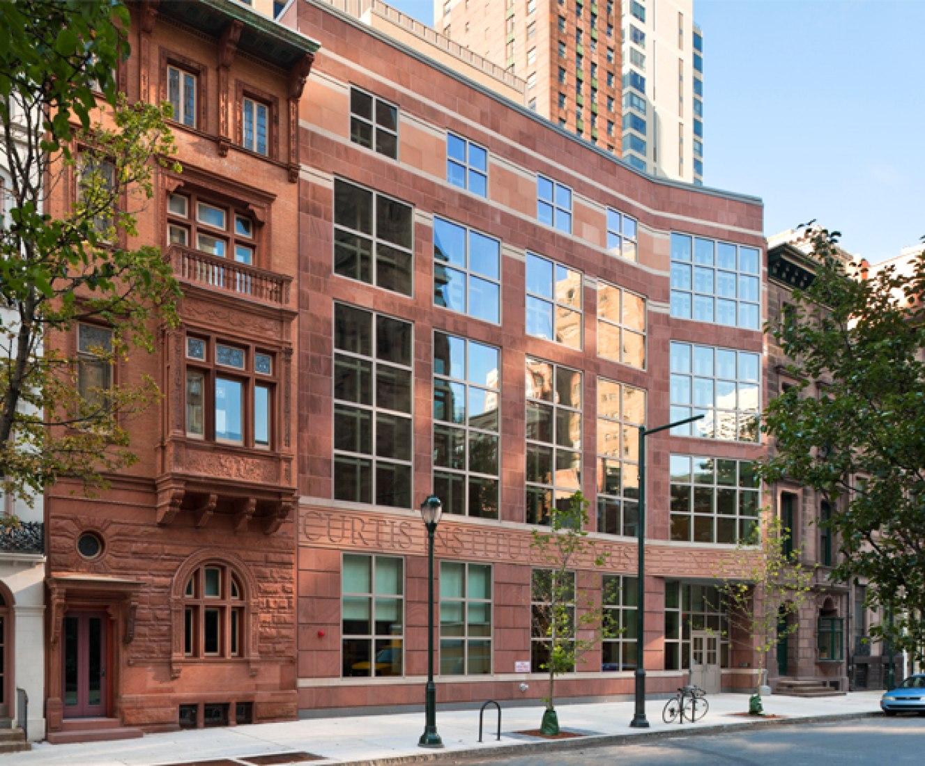 Curtis Instituto de Música. Lenfesthall. Filadelfia, EE.UU. Septiembre, 2011.