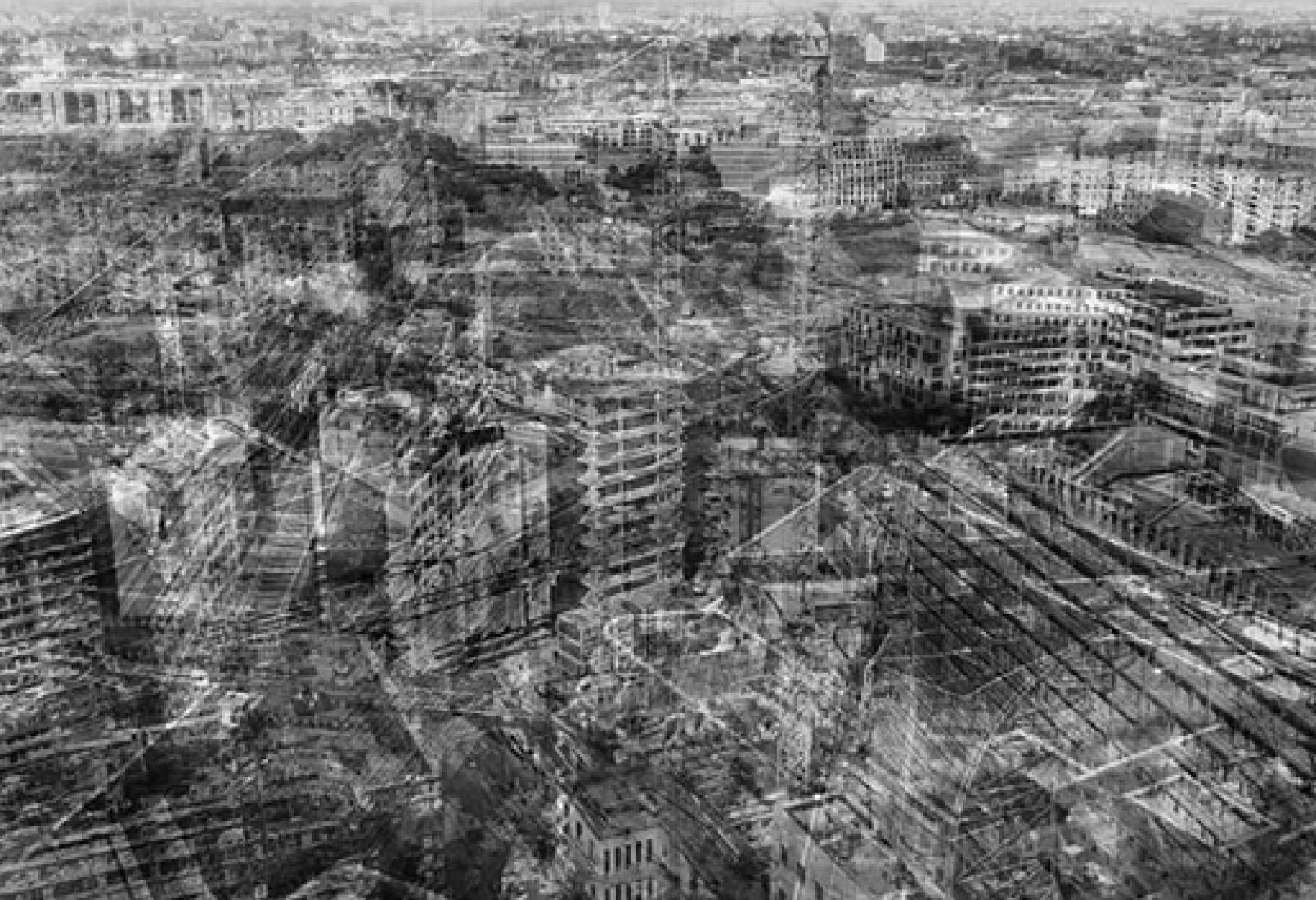netropolis | berlin, por Michael Najjar. Imagen cortesía de ARCO
