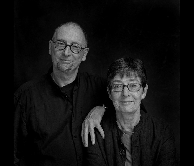John Tumoey & Sheila O'Donnell. Fotografía © Amelia Stein. Cortesía del RIBA.