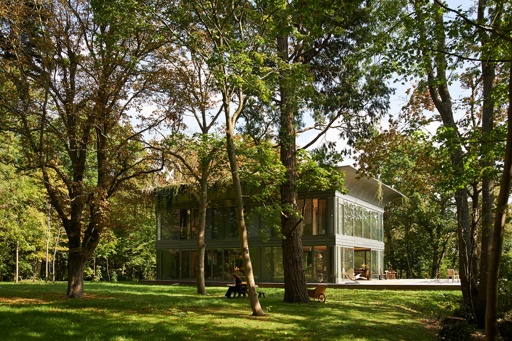 P.A.T.H. Houses by Philippe Starck and Riko