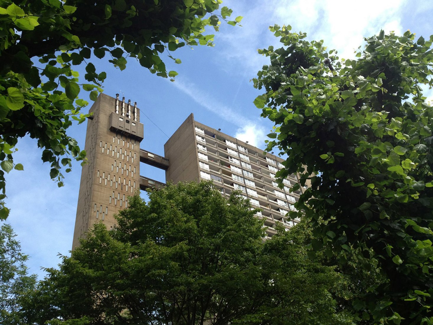Balfron Tower. Photograph © Balfron Season.