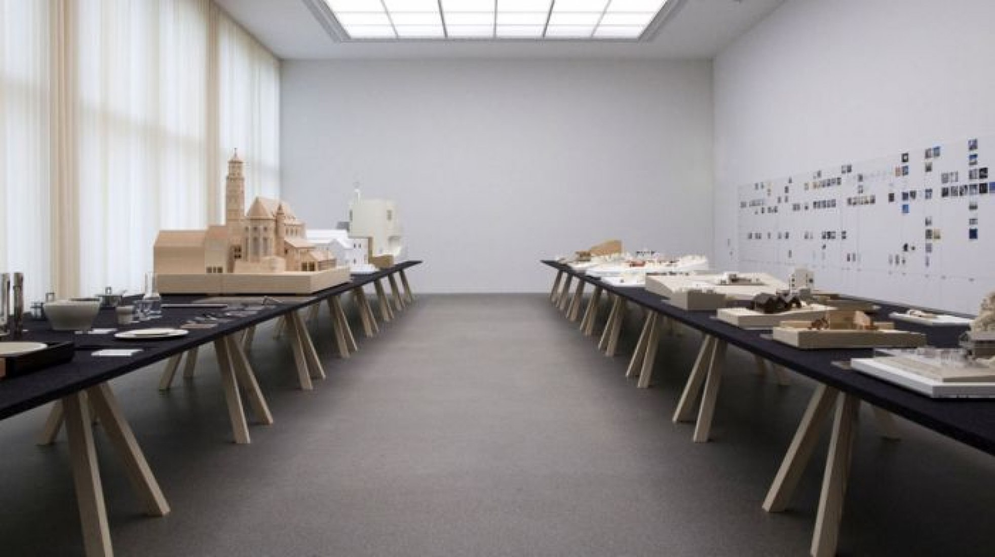 John pawson in germany the strength of architecture for Munchen architekturmuseum