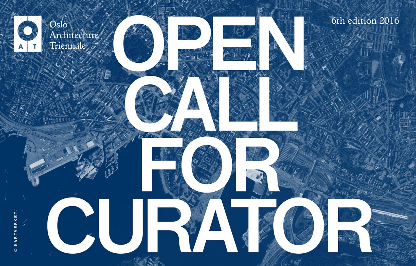 Open Call for Curator at Oslo Architecture Triennale 2016