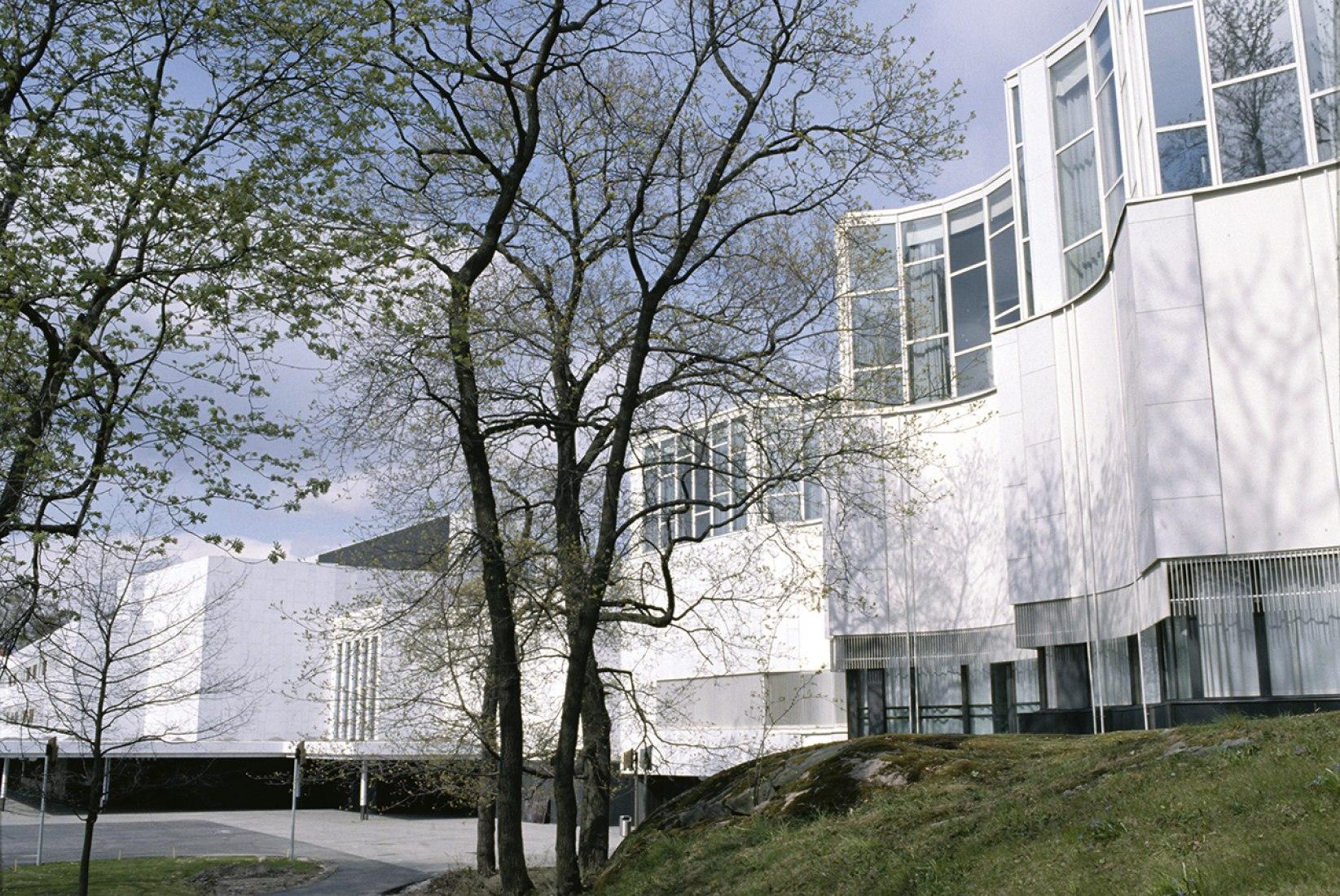 Alvar Aalto. Fotografía © Thermos.
