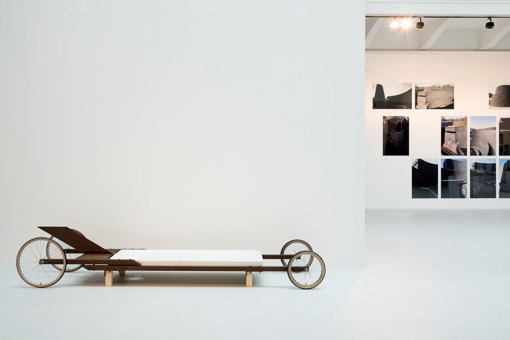 HOLLEIN MAK. Exhibition Hall. Photography © Mika K. Wisskirchen / MAK.