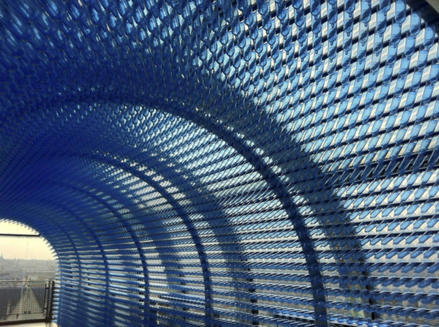 80,000 condones en el Centro Pompidou. Preservation is Life. Cortesía del Centro Pompidou.