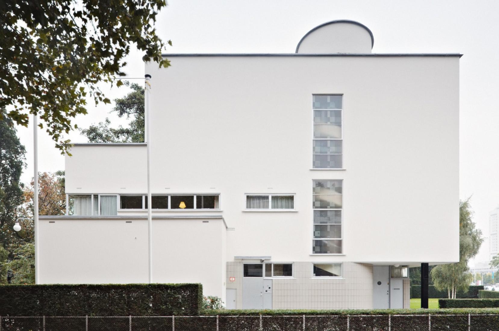 Outside vision. Sonneveld house. Photogrphy © Johannes Schwartz/Het Nieuwe Instituut, 2015.