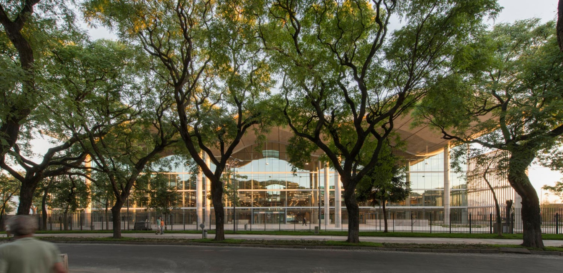 New City Hall in Buenos Aires by Foster + Partners. Image courtesy of Foster + Partners.