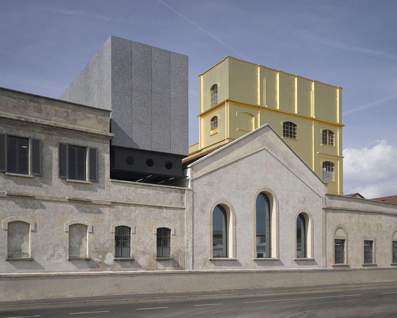 Fotografía @ Bas Princen. Cortesía de Fondazione Prada.