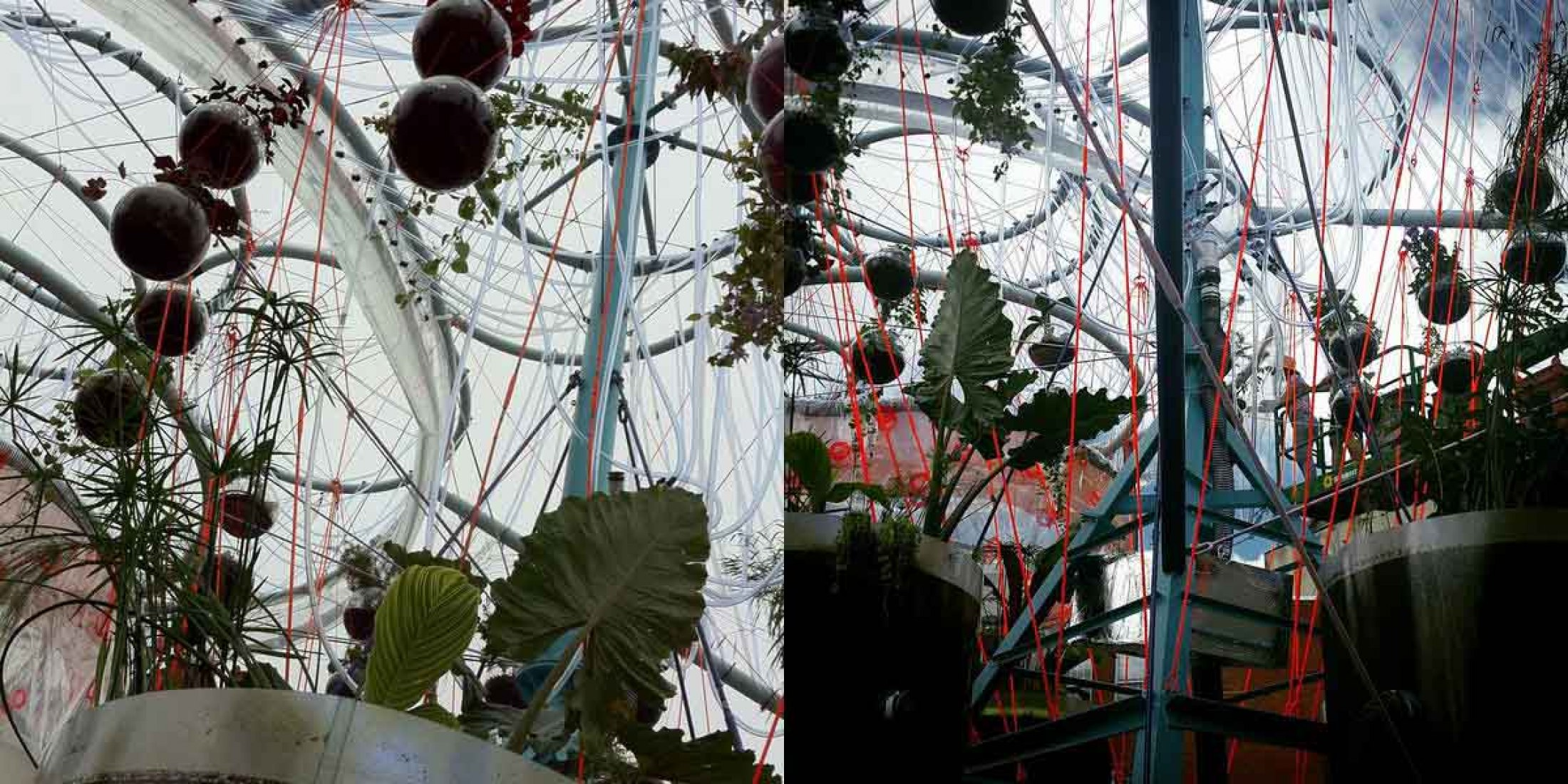 Details. Cosmo 2015 MoMA PS1by Andrés Jaque.