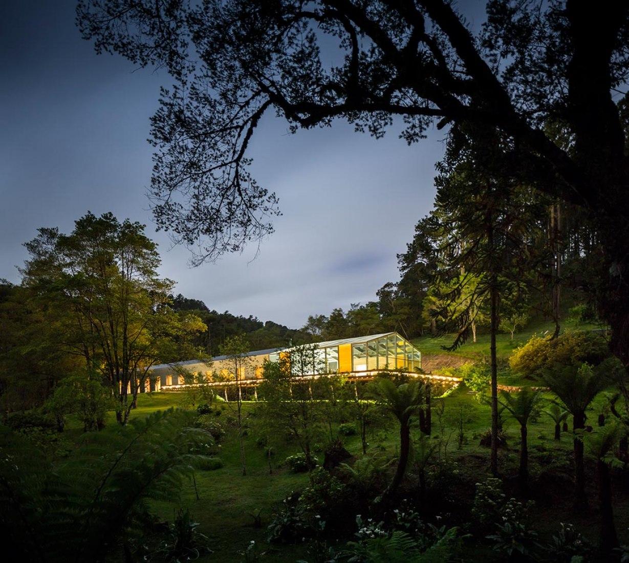Casa Mororó por Studio mk27. Fotografía © Fernando Guerra. FG+SG.