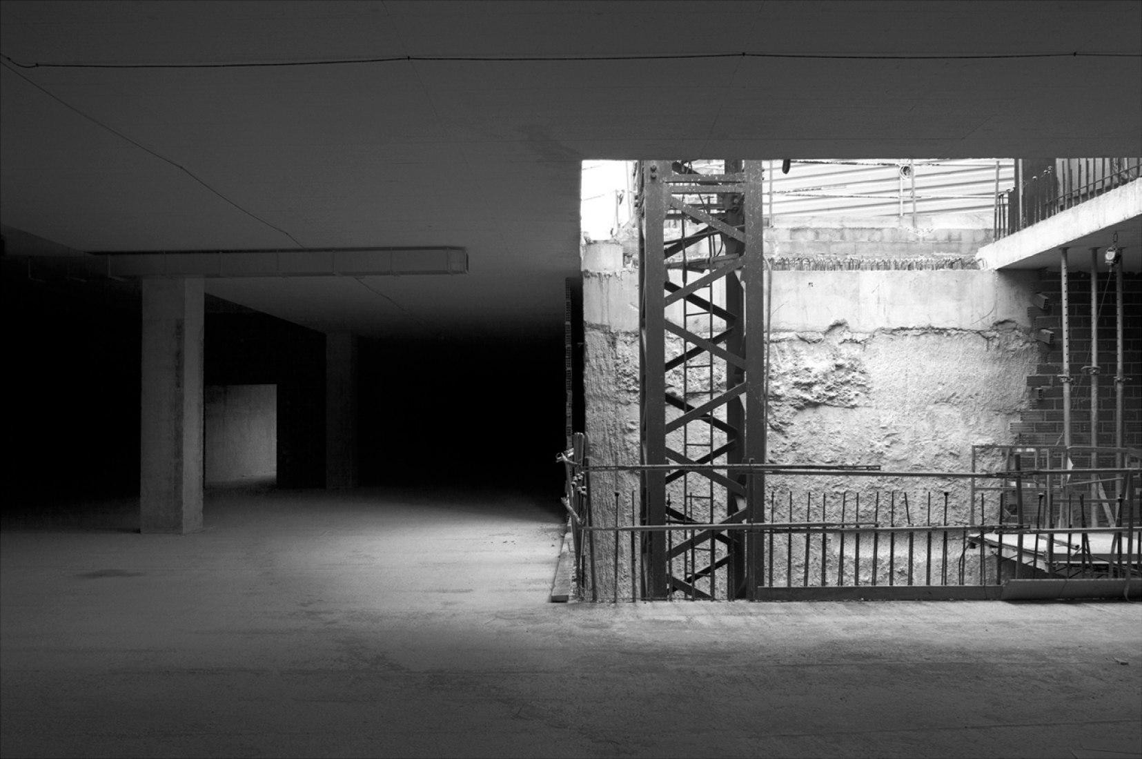 Torrent market, architect Vázquez Consuegra, 2014. Photograph © Mariela Apollonio.