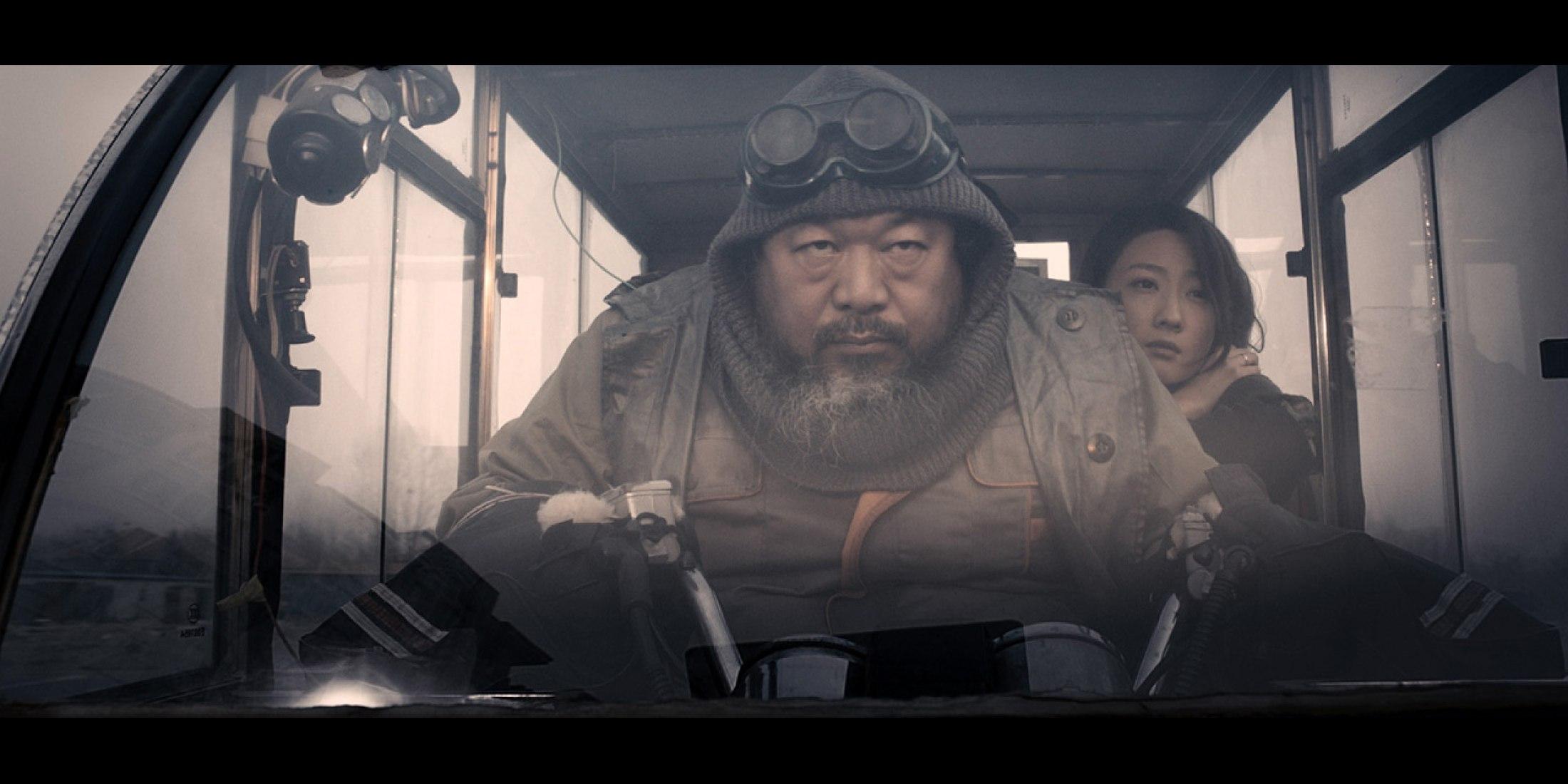 Ai Weiwei en