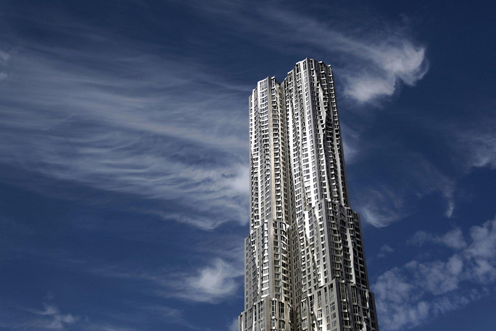 Nueva York by Gehry. Torre Beekman, 2010.