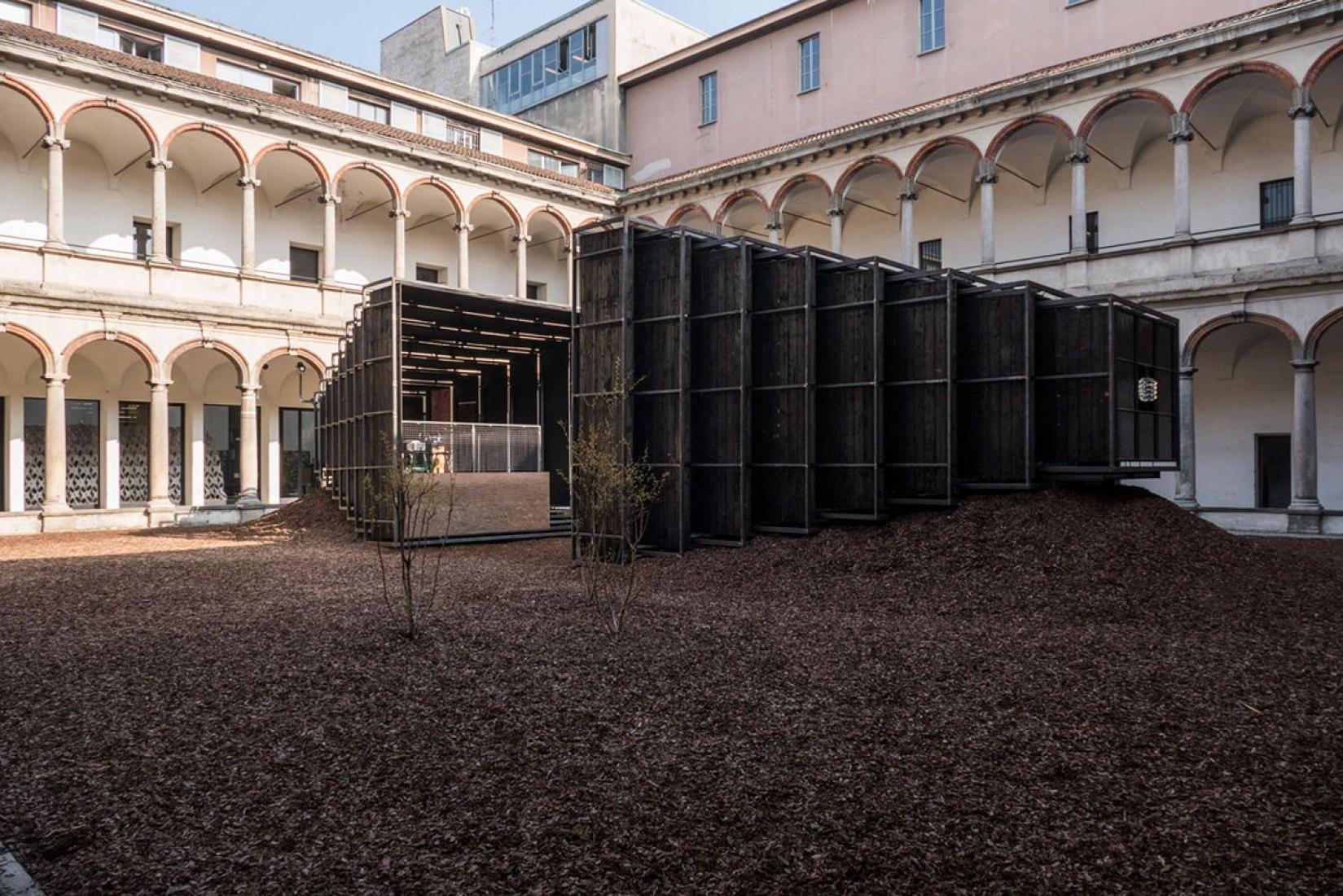 Imagen de los pabellones por Annabel Karim Kassar. Fotografía © AKK Architects.