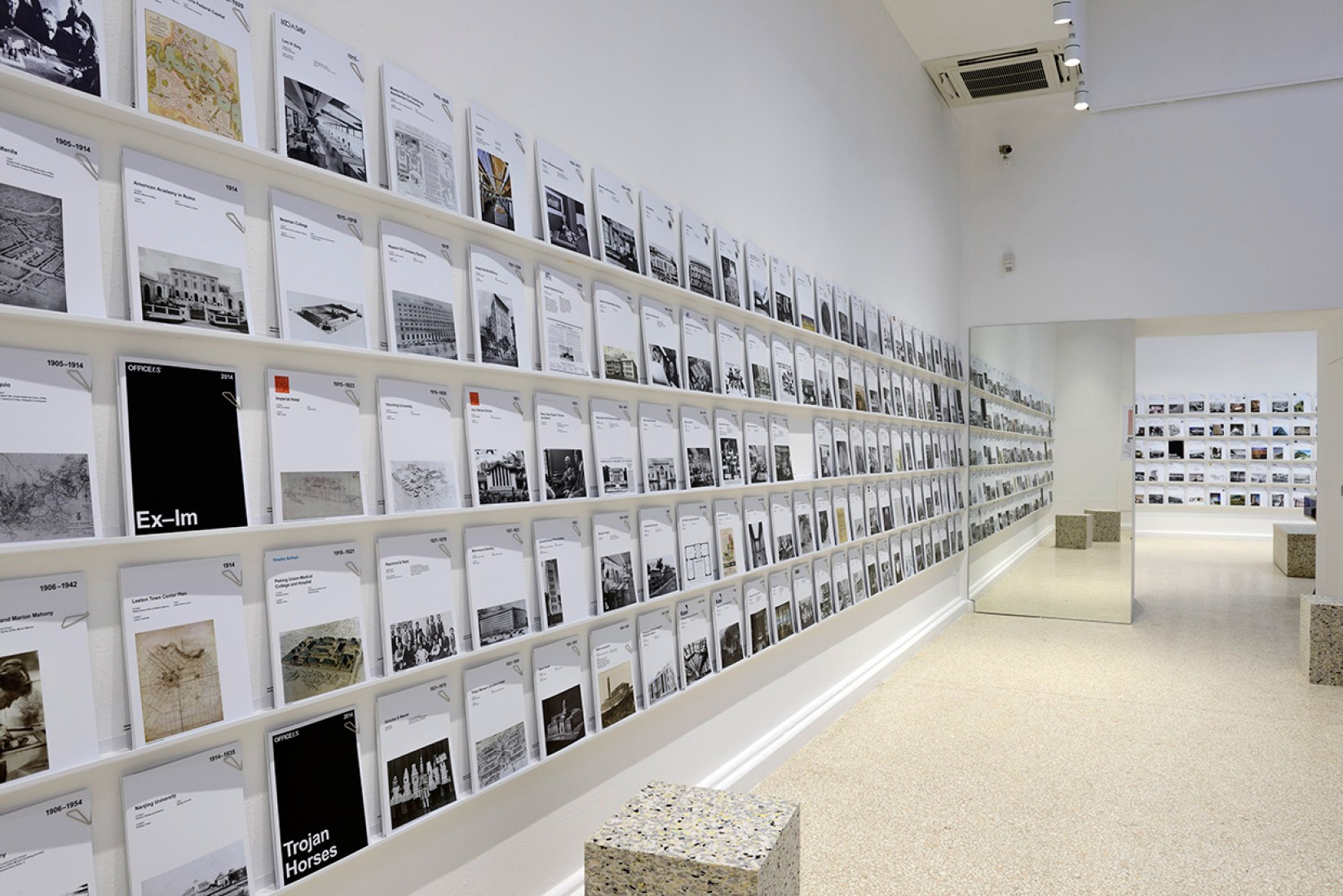 OFFICEUS. United States of America Pavilion at Venice Biennale 2014. Photography © Andrea Avezzù. Courtesy of la Biennale di Venezia.