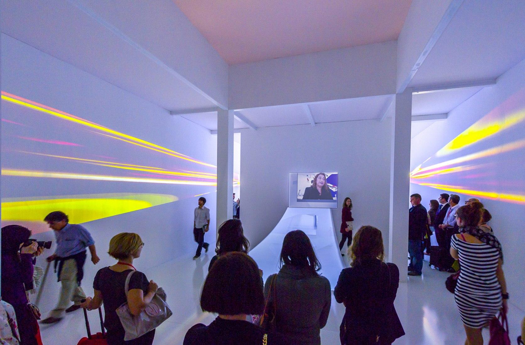 Where Architects Live. Zaha Hadid. Fotografía © Alessandro Russotti.