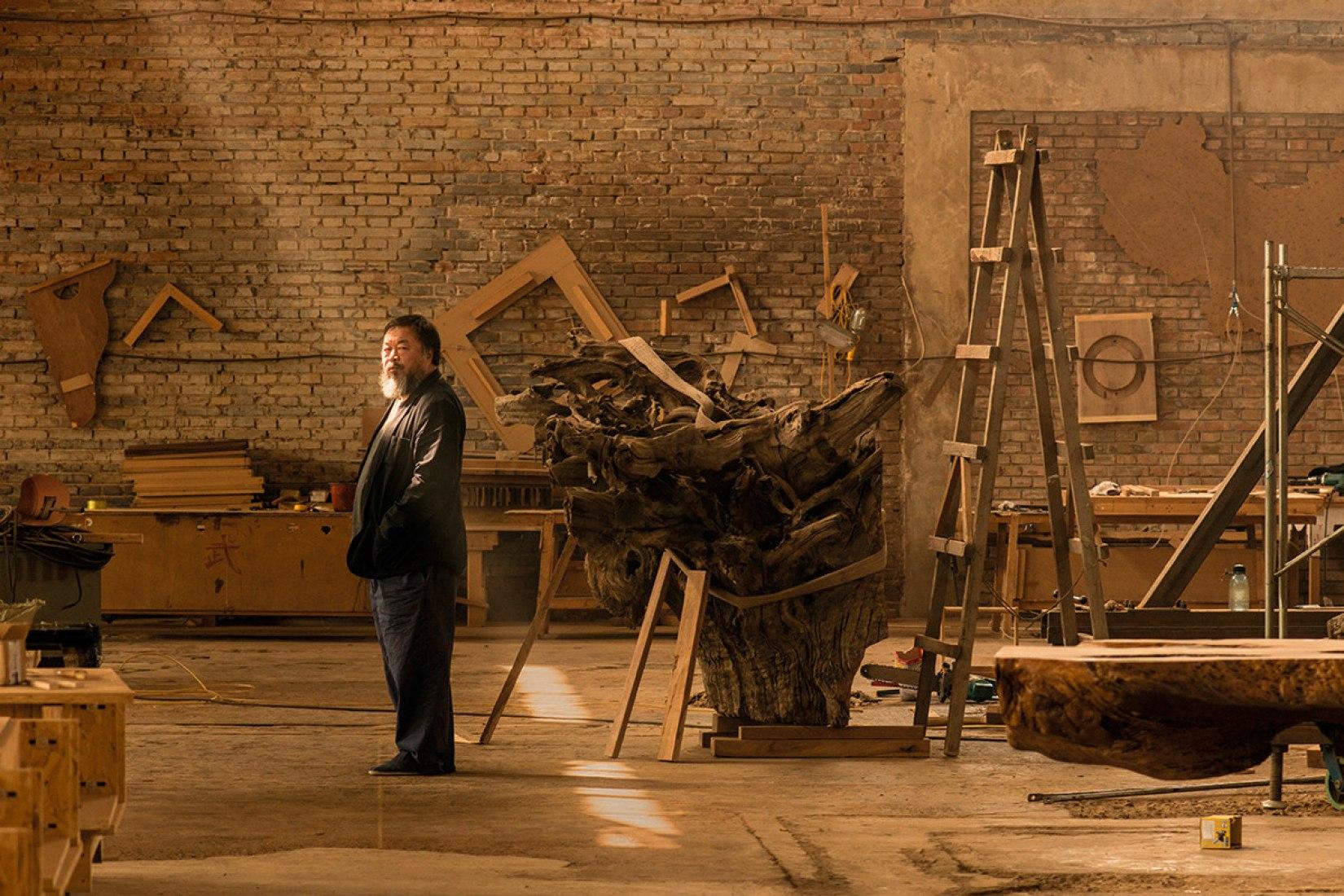 Ai Weiwei en la Royal Academy. Del 19 de septiembre al 13 de diciembre de 2015.
