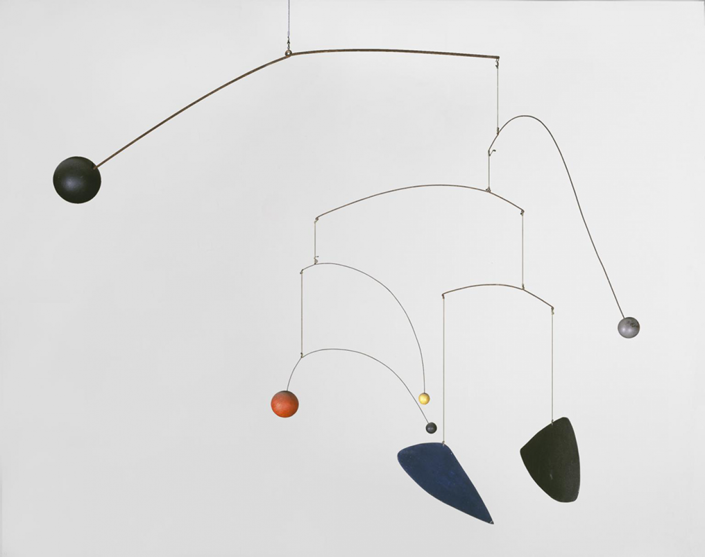 Alexander Calder, Mobile c.1932.  Image courtesy of Tate, © ARS, NY and DACS, London 2015.