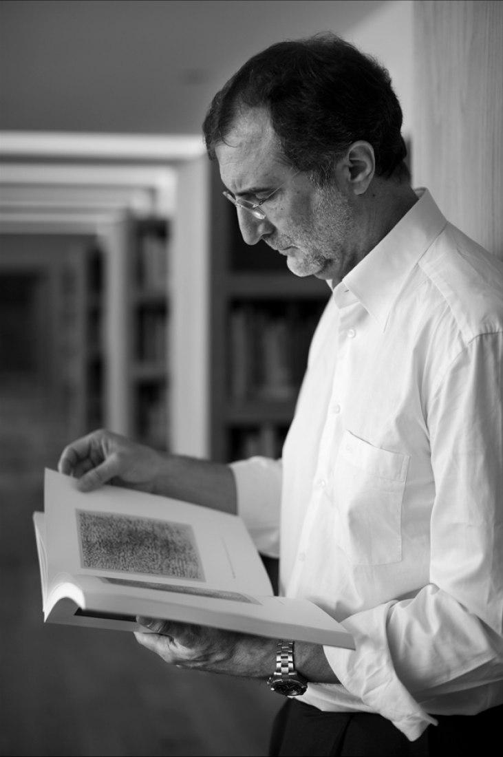 José María Ezquiaga Domínguez, nuevo decano. Fotografía © Juan Rodríguez. Imagen cortesía COAM.